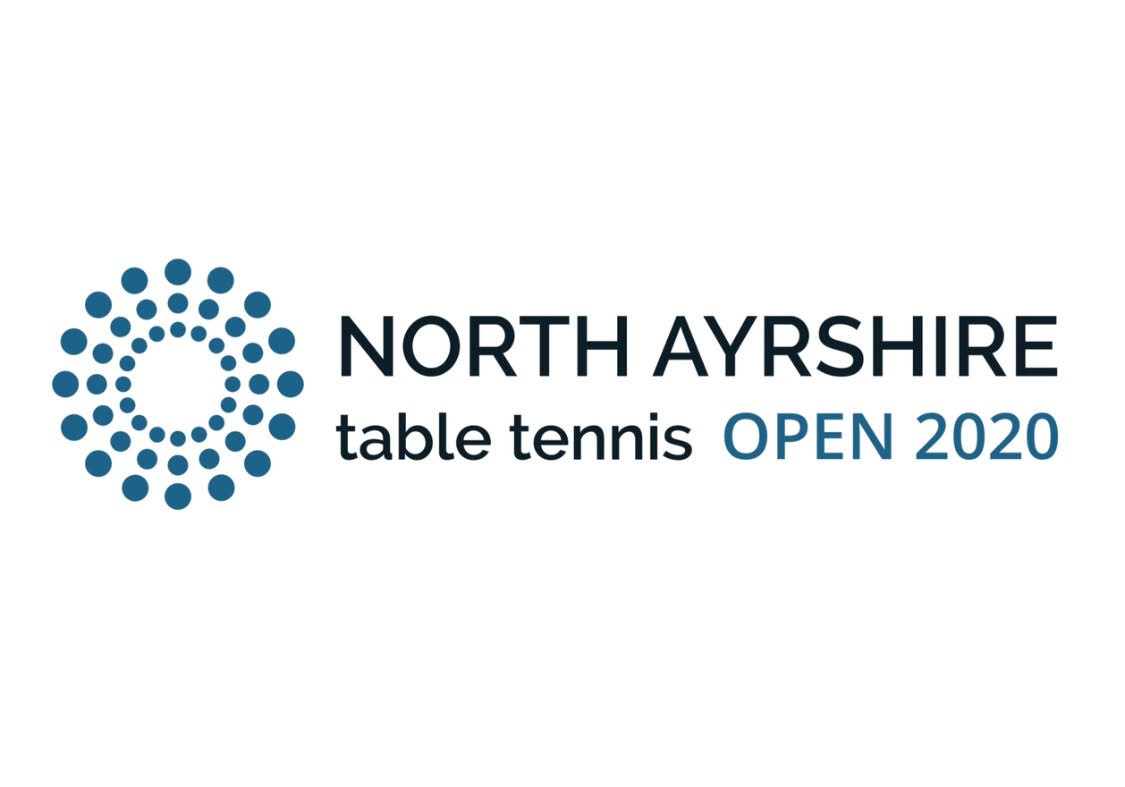 North Ayrshire Open 2020 entry form