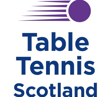 Table Tennis Scotland Calendar updated