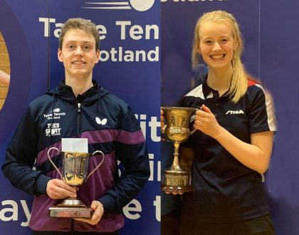 Dalgleish and Plaistow take the honours