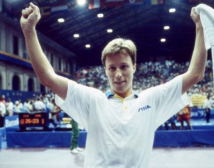 Waldner - Mozart of Table Tennis