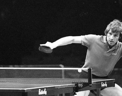 On this week: John Hilton, European champion