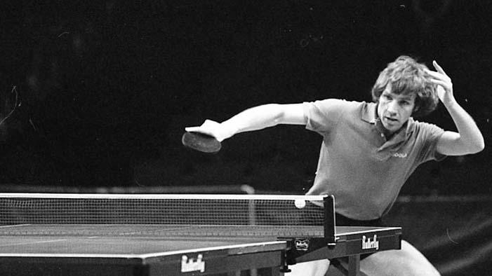 On this week: John Hilton, European champion