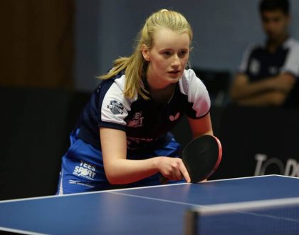 Lockdown Interview with Scottish No. 1 Rebecca Plaistow