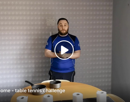 SportScotland lays down the challenge!