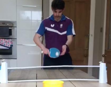 TTS Trick Shot Challenge