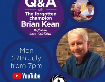 Brian Kean – The Forgotten Champion